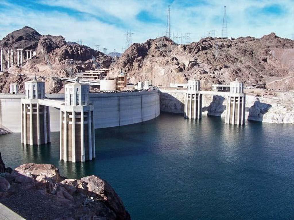Hoover Dam, Las Vegas, Nevada, USA