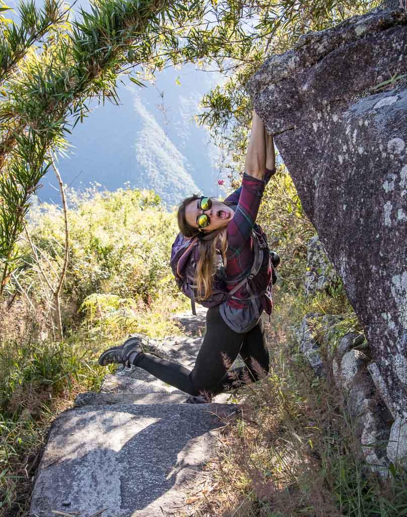 hiking Huayna Picchu, Machu Picchu, Machu Picchu Peru, Machu Picchu Tips, Peru, Sacred Valley, girl sacred valley, girl Machu Picchu, Huayna Picchu