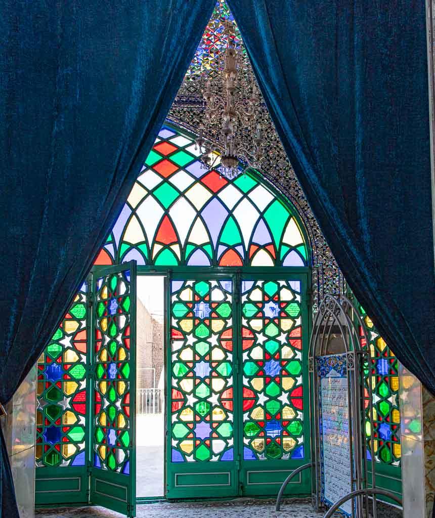 Imam Shahzade Fazel Complex, Imam Shahzade Fazel Shrine, Imam Shahzade Fazel Mausoleum, Shahzade Fazel Mausoleum, Shahzade Fazel Tomb, Yazd, Iran, Middle East, Persia