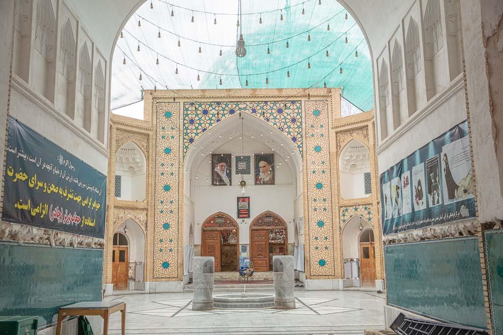 Imam Zadeh Jafar Mosque, Emam Zadeh Jafar Mosque, Imam Zadeh Jafar, Emam Zadeh Jafar, Zadeh Jafar, mosque, Yazd, Iran, Middle East, Persia