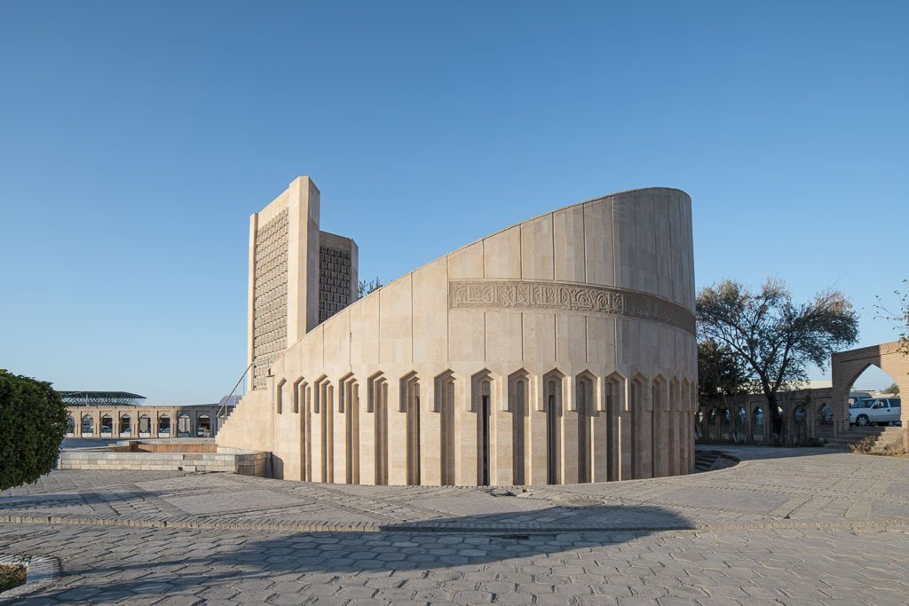 Imam al Bukhari Memorial, Bukhara, Uzbekistan