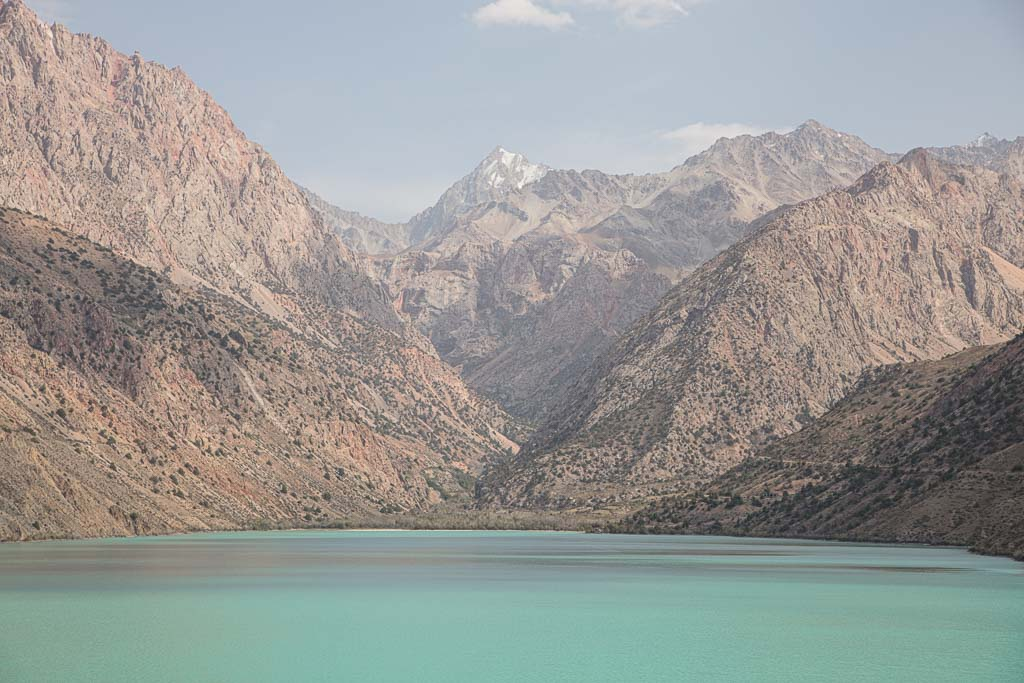 Iskanderkul, Fann Mountains, Tajikistan