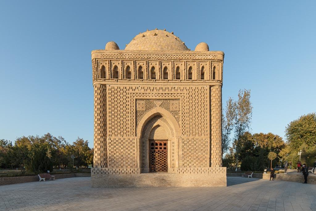 Ismoil Somoni Mausoleum, Somoni Mausoleum, Samanid Mausoleum, Bukhara, Uzbekistan
