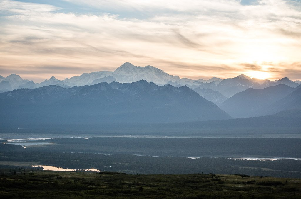 Alaska travel guide, Denali, Alaska, Kesugi Ridge, Kesugi Alaska, K'esugi, Alaska Range