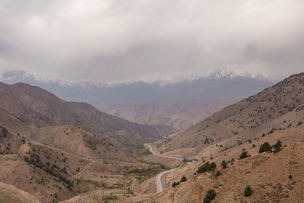 Kamchik, Kamchik Pass, Uzbekistan