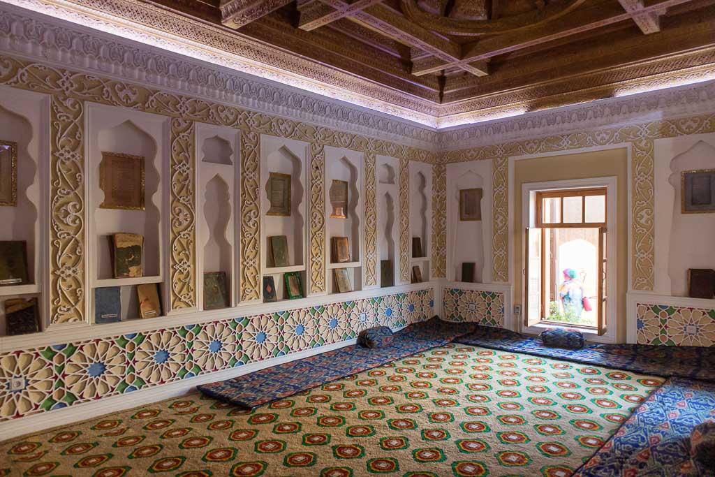 Khujand, Tajikistan, Kamoli Khujandi House Museum