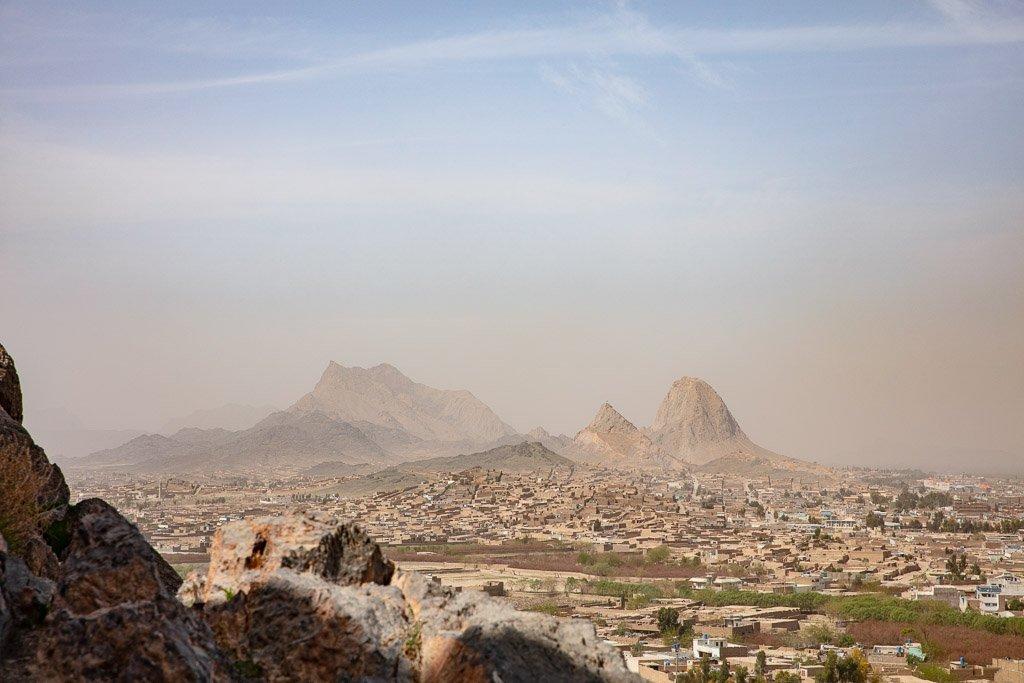 mountains Kandahar, Chilzinia, 40 steps Kandahar, chehelzina, Afghanistan
