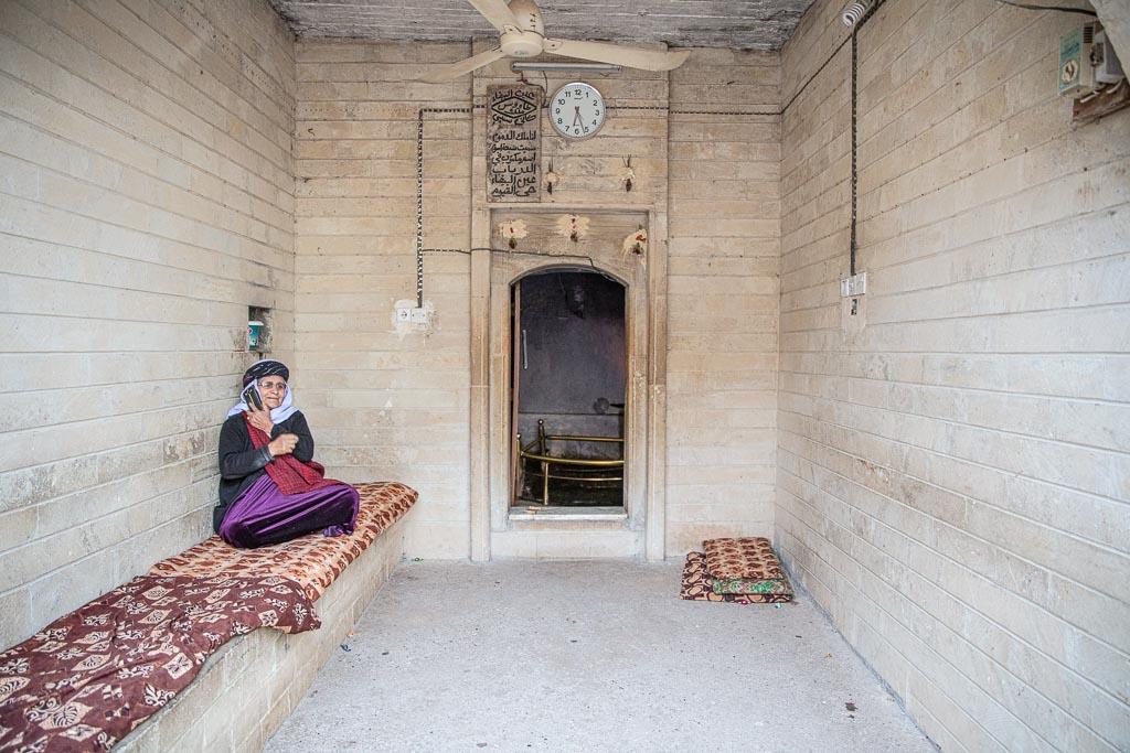 Kanya Spy, Kanya Spy Lalish, White Spring Lalish, Lalish, Yazidi, Iraq, Iraqi Kurdistan