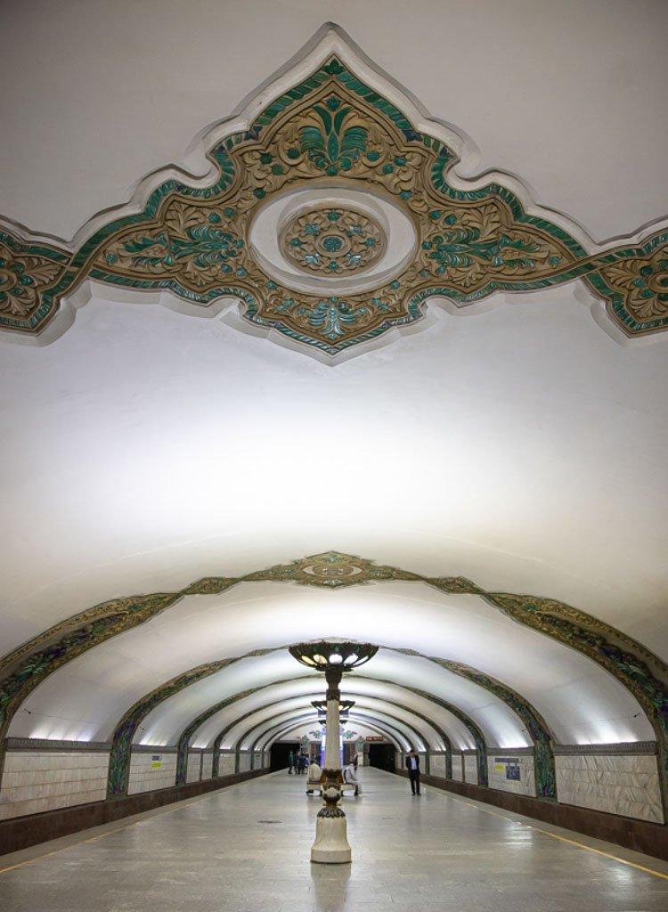 Khamid Olimjan, Khalid Olimjan Station, Tashkent Metro, Tashkent, Uzbekistan, Ozbekiston, Central, Asia, metro, subway, Uzbekistan metro, Uzbekistan metro