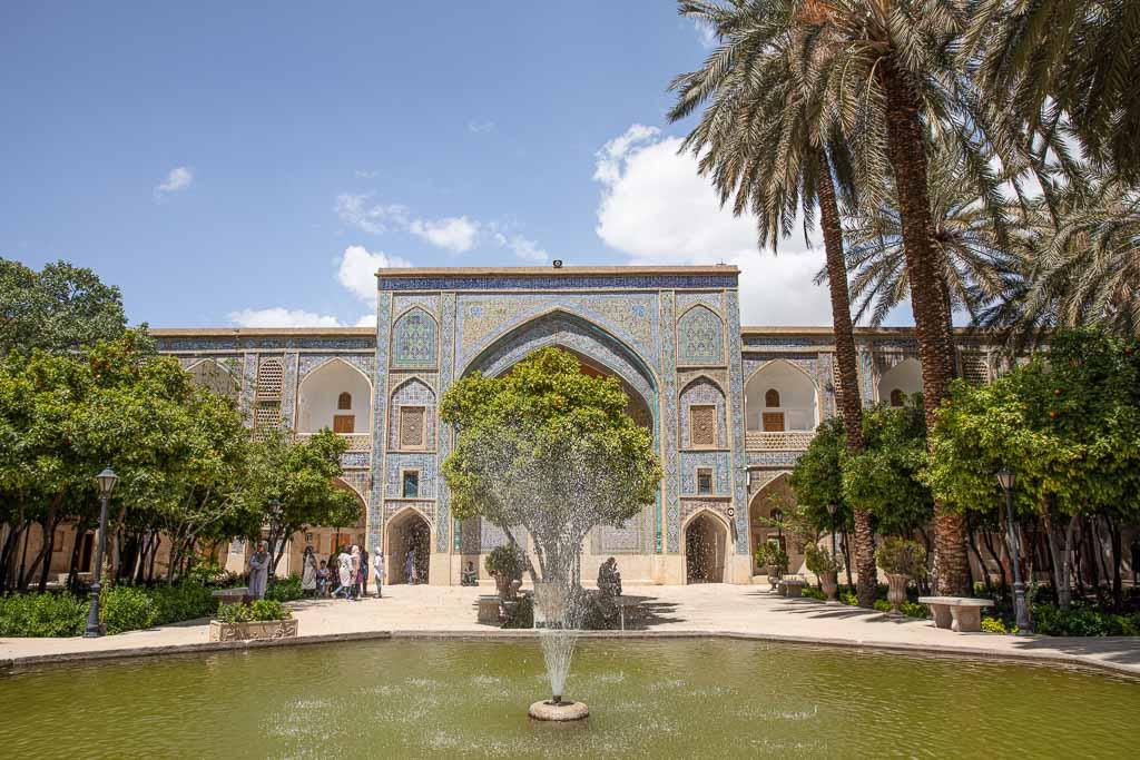 Imam Khan Madrasa, Shiraz, Fars, Pars, Iran