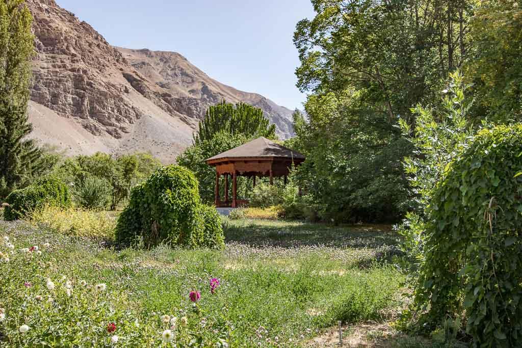 Khorog Botanical Garden, Khorog, Khorog travel, Tajikistan, GBAO, Gorno Badakhshan Autonomous Oblast, Central Asia