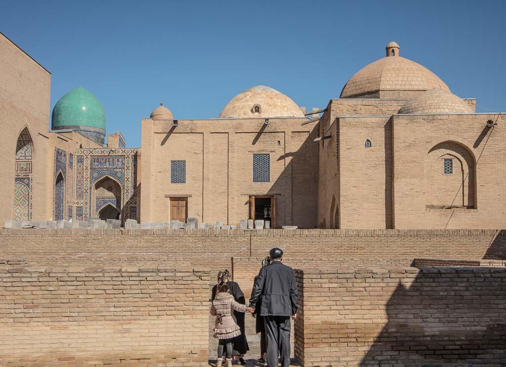 Kussam Ibn Abbas Mosque, Uzbekistan, Uzbekistan travel guide, Uzbekistan travel, Uzbekistan guide, Samarkand, Shah-i-Zinda, Shah i Zinda, Kussam Ibn Abbas Mosque