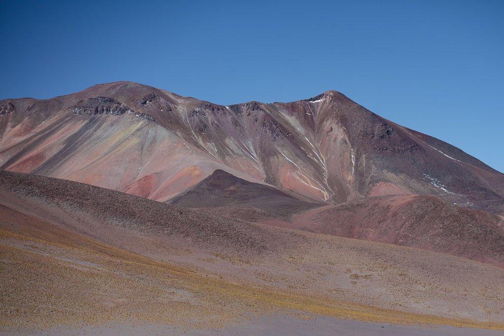 Laguna Hedionda, Salar de Uyuni Tous, Bolivia, Rainbow Mountains
