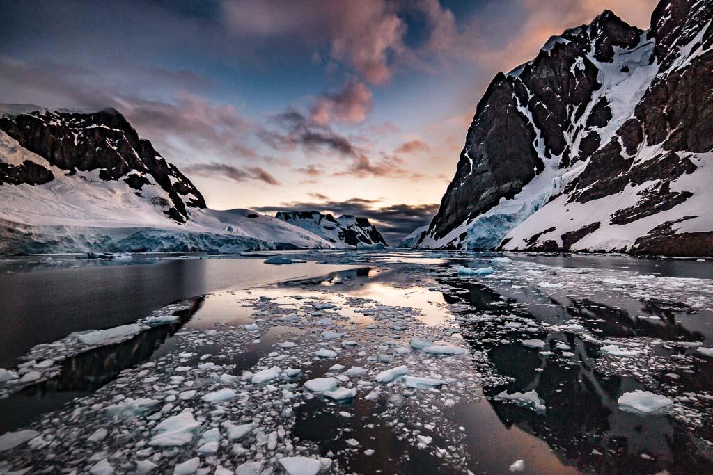 Lemaire Channel, Antarctic Peninsula, Antarctica
