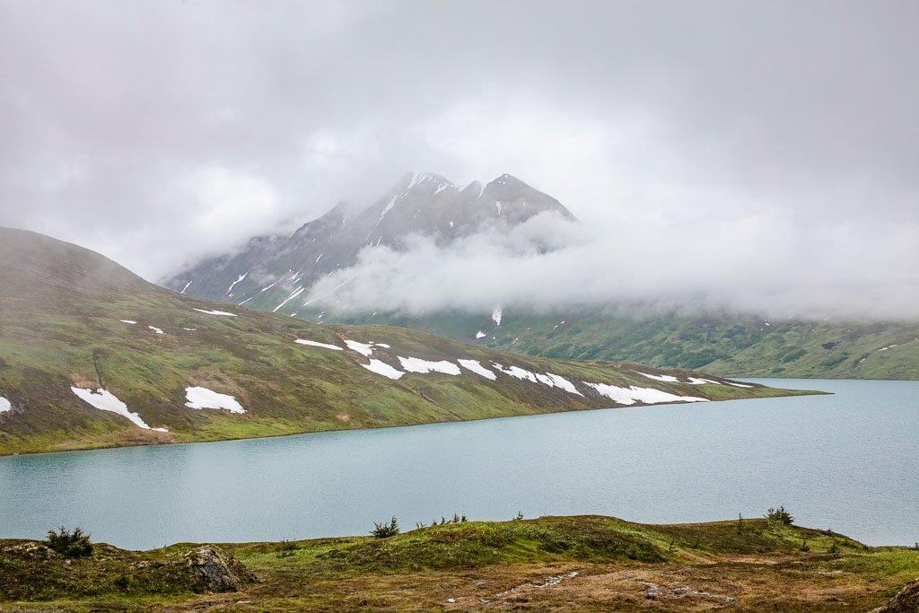 Lost Lake, Lost Lake Alaska, Kenai Peninsula, Alaska
