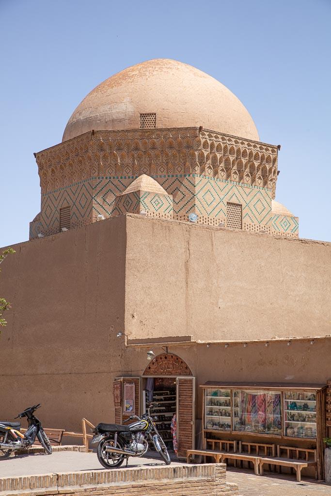 Tomb of 12 Imams, Davozdah Yazd, Davazdah Yazd, Yazd, Old City, Yazd Old City, Iran, Middle East, Persia
