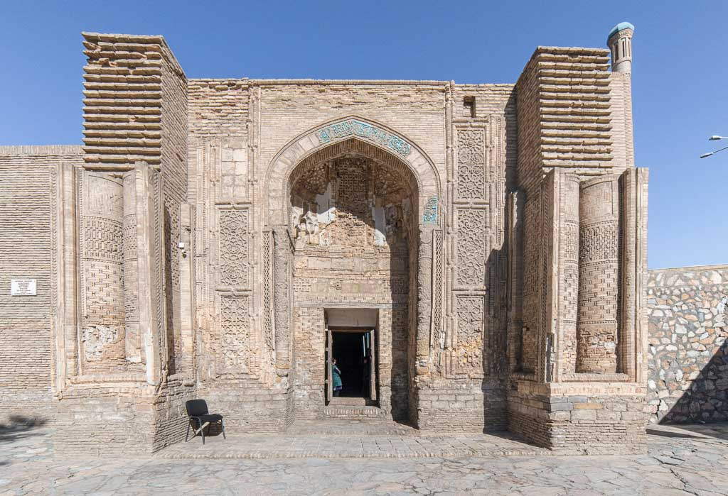 Magoki Attori Mosque, Carpet Museum, Bukhara, Uzbekistan, Bukhara carpet museum