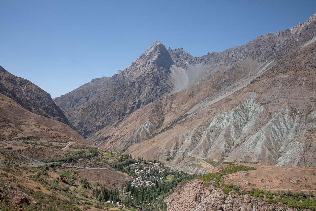 Margib, Marghib, Yaghnob, Yagnob, Tajikistan, Yaghnob