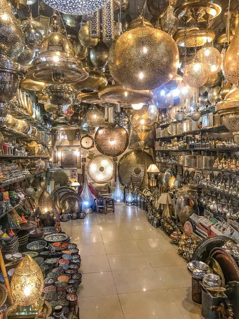 Lamps, Marrakech, Marrakesh, Medina, Marrakech Medina, Morocco