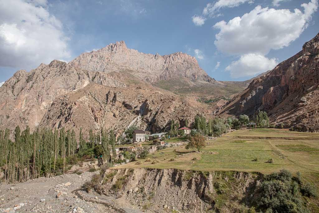 Marzich, Yagnob, Yaghnob, Yagnob Valley, Tajikistan, Sughd, Central Asia