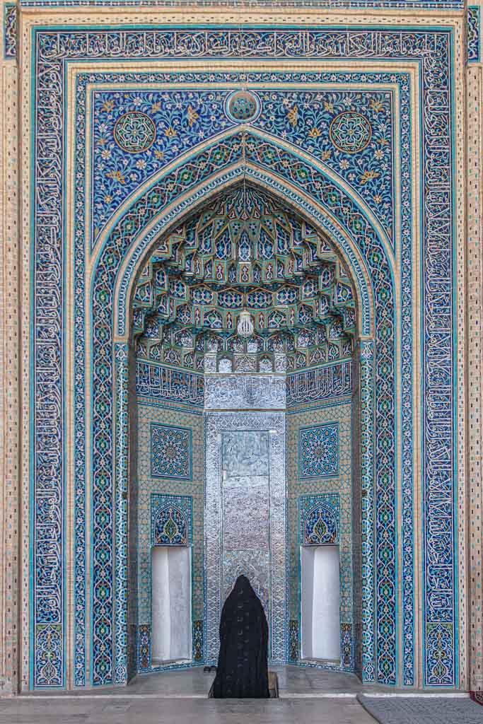 Jameh Mosque, Masjid Jomeh, Masjid Jomeh Yazd, Jameh Mosque Yazd, mosque, Yazd, Old City, Yazd Old City, Iran, Middle East, Persia, mihrab, Jameh Mosque Mihrab, Jameh Mosque mihrab Yazd