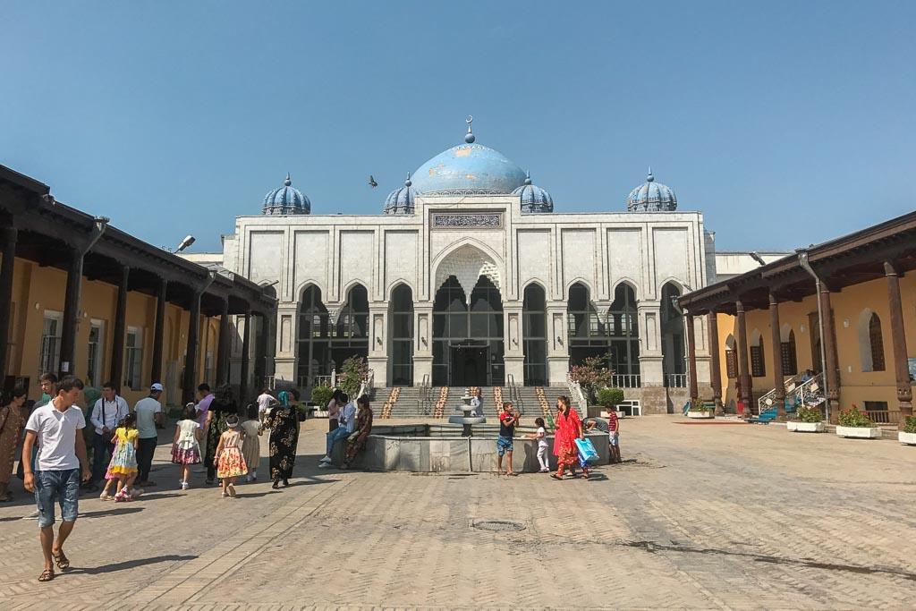 Masjid i Jami, Friday Mosque Khujand, Khujand, Tajikistan