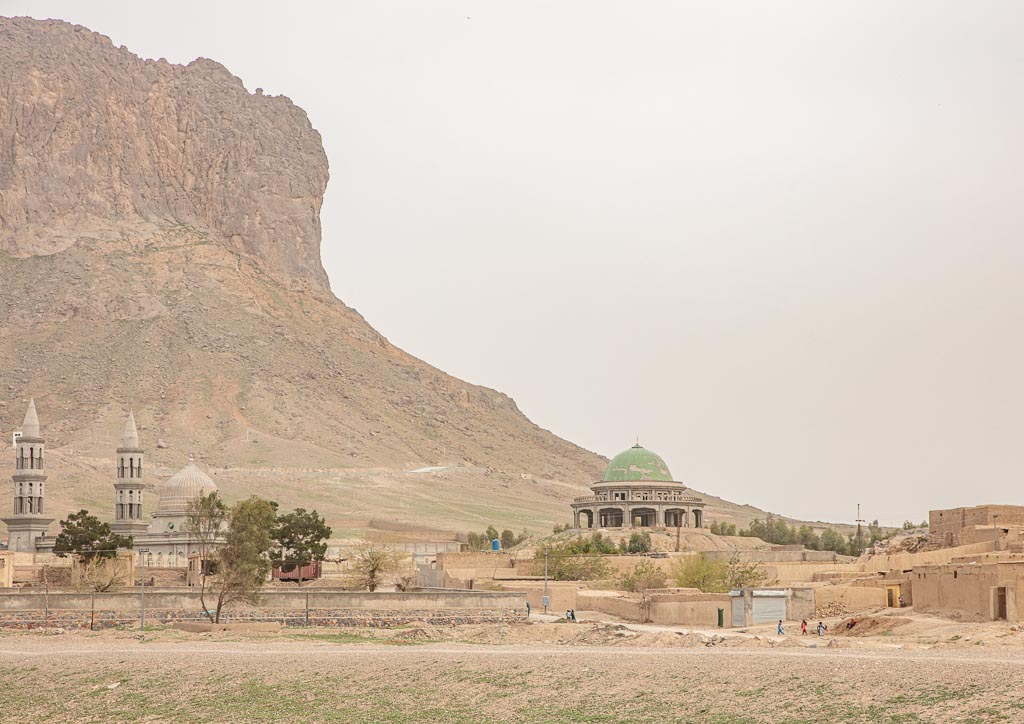 Kandahar, Shrine, Afghanistan