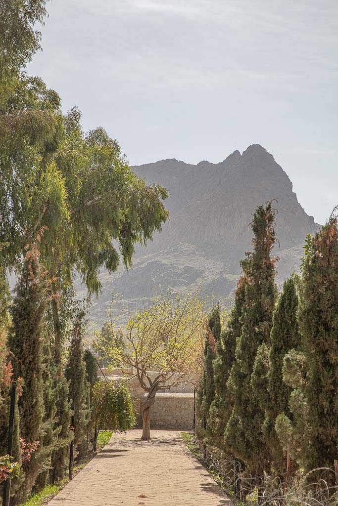 Kandahar, Afghanistan, Kandahar mountains