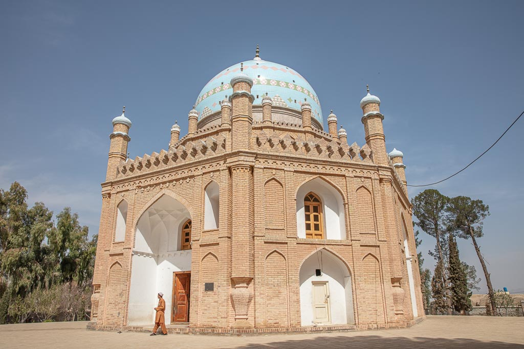 Mausoleum of Mirwas Khan Hotak, Mirwas Khan Hotak, Kandahar, Afghanistan