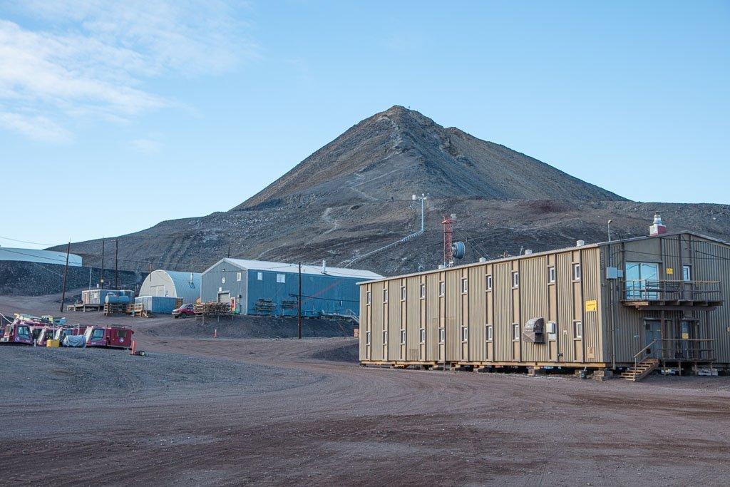 McMurdo Station, McMurdo Base, Ross Sea, Ross Island