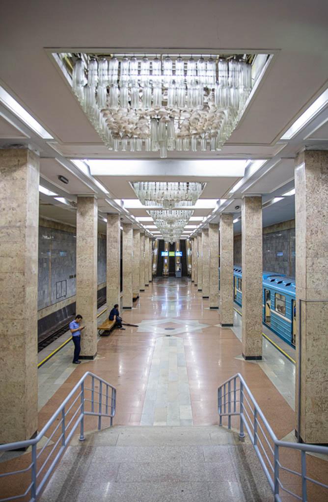 Ming Orik, Ming Orik Station, Tashkent Metro, Tashkent, Uzbekistan, Ozbekiston, Central, Asia, metro, subway, Uzbekistan metro, Uzbekistan metro, Thousand apricots