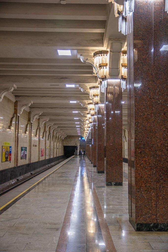 Minor, Minor Station, Tashkent Metro, Tashkent, Uzbekistan, Ozbekiston, Central, Asia, metro, subway, Uzbekistan metro, Uzbekistan metro