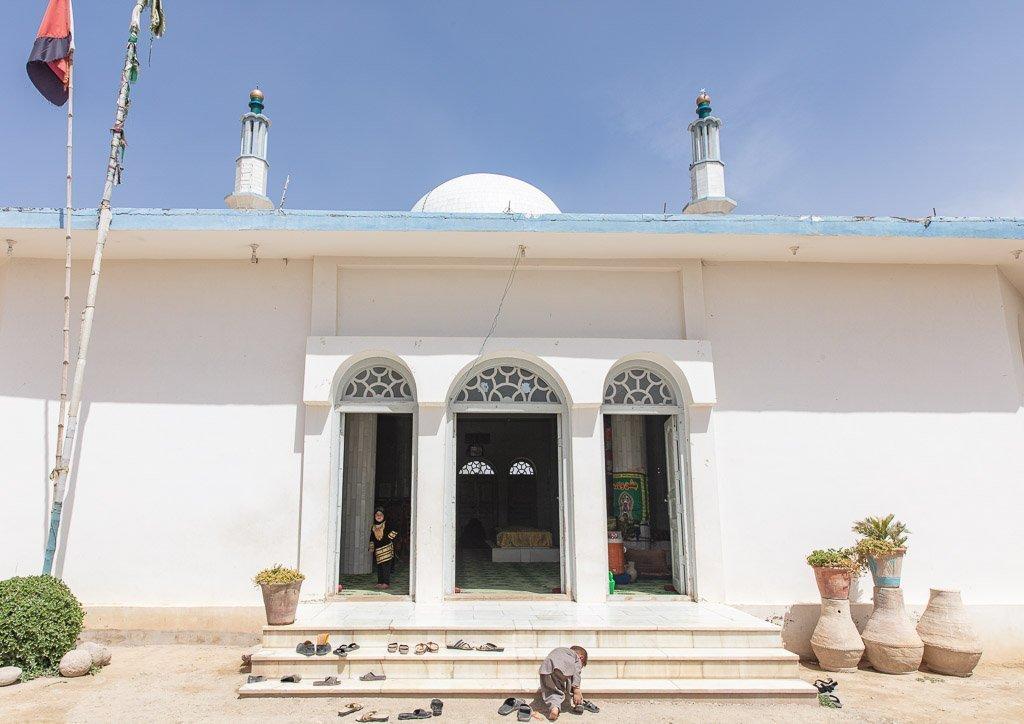 Kandahar Mosque