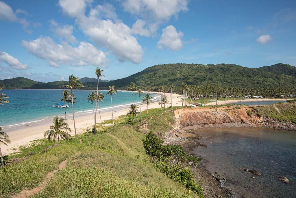 El Nido, Palawan, Philippines, El Nido Travel, El Nido Travel Guide, Nacpan, Nacpan Beach, twin beach el nido
