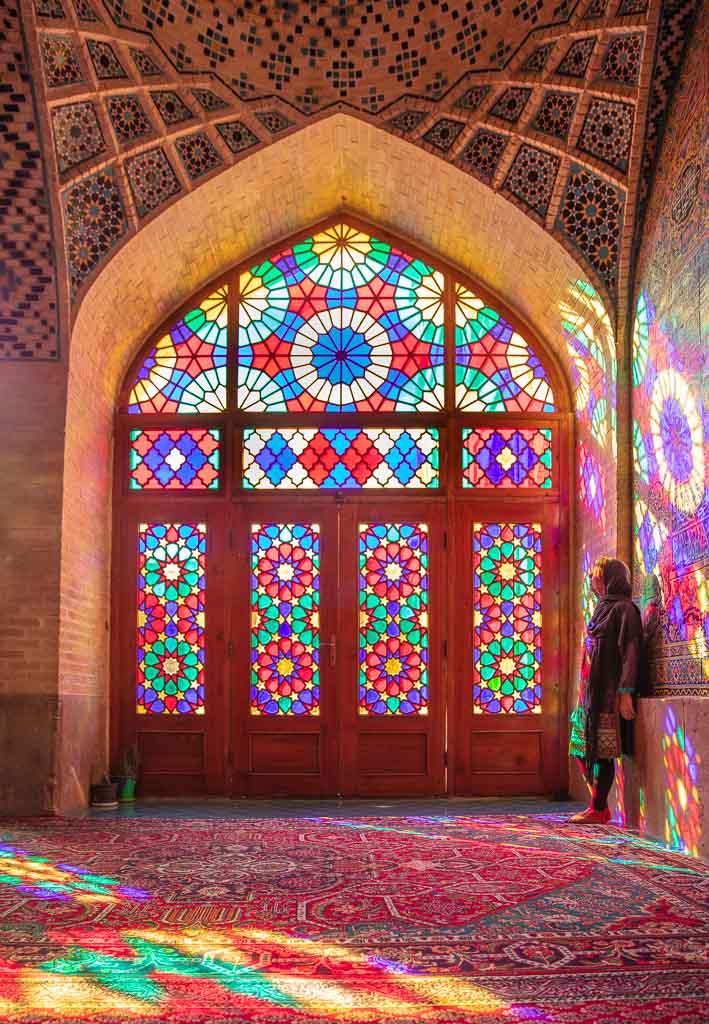 Nasir al Molk, Nasir al Molk Mosque, Pink Mosque, Pink Mosque Shiraz, Shiraz, Fars, Pars, Iran