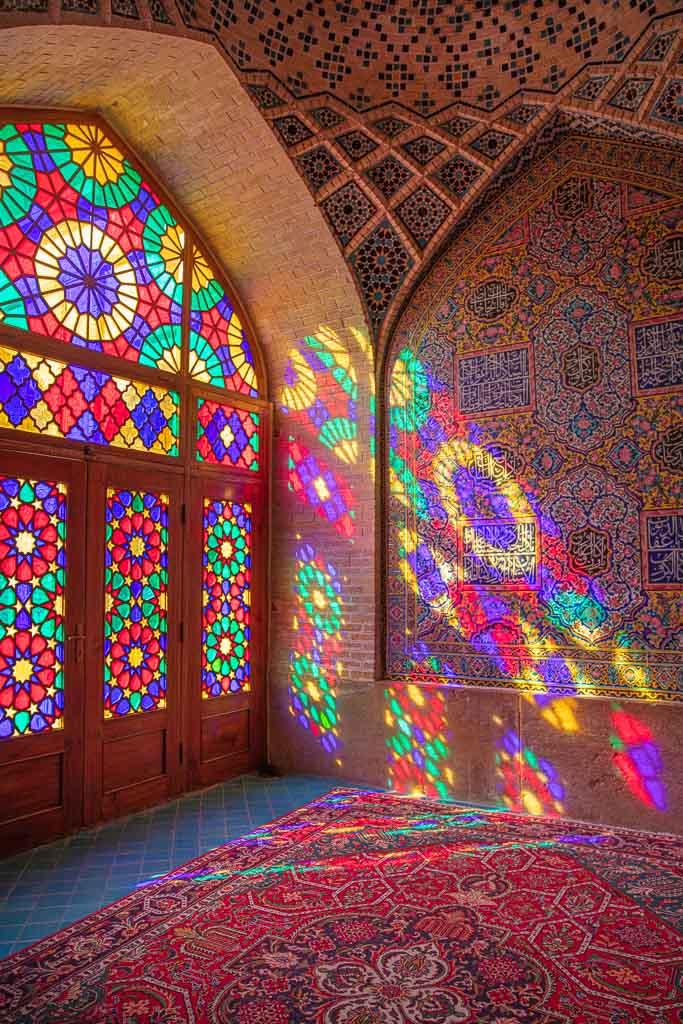 Nasir al Molk Mosque, Shiraz