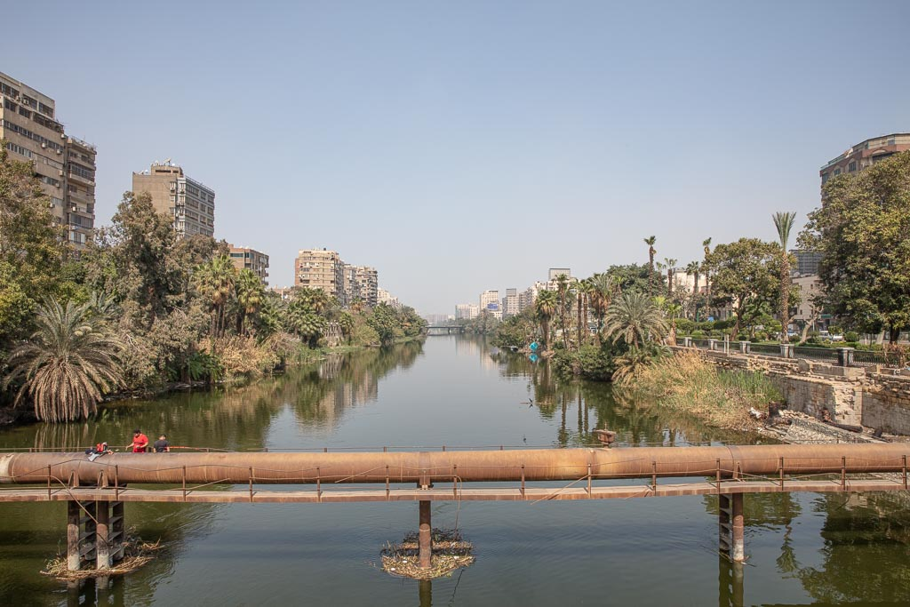 Nile, Nile River, Coptic Church, Coptic Cairo, Cairo, Egypt, North Africa, Africa