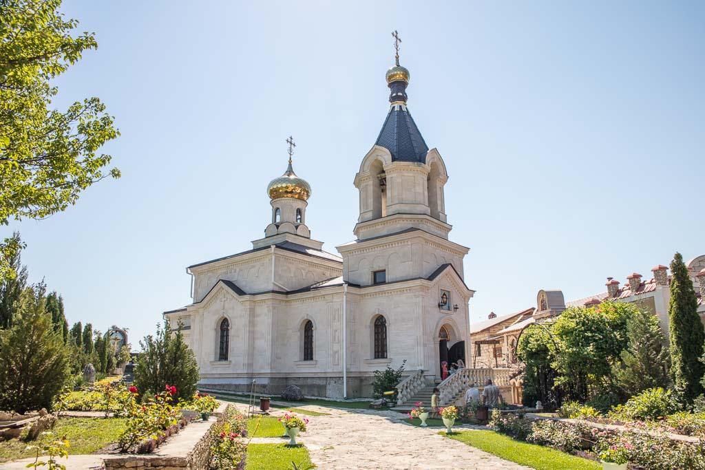 Orheiul, Orheiul Vechi, Moldova, Butaceni, Trebujeni, Ascention of St Mary