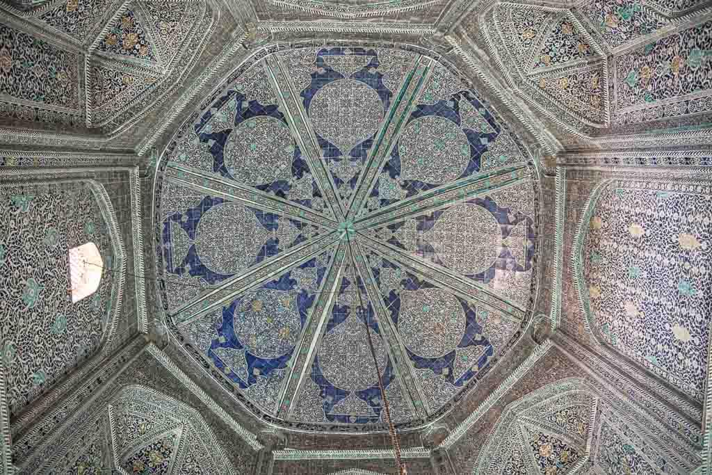 Pahlavon Mahmud Mausoleum, Khiva, Uzbekistan