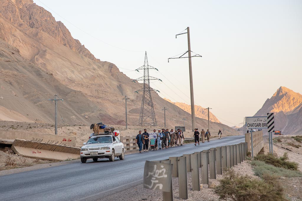 Peace Caravan, Balkh, Afghanistan, Afghan Peace Caravan