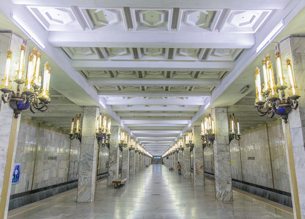 Pushkin, Pushkin Station, Tashkent Metro, Tashkent, Uzbekistan, Ozbekiston, Central, Asia, metro, subway, Uzbekistan metro, Uzbekistan metro