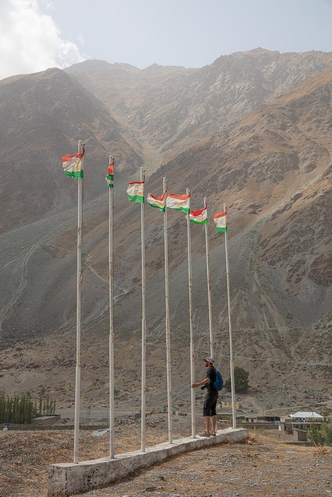 Qala i Khumb, Tajikistan Pamir, Pamir Highway