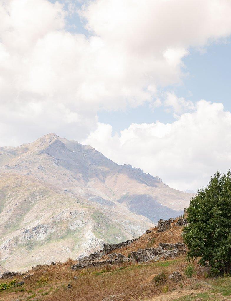 Qiansi, Qansi, Kansi, Kiansi, Yaghnob, Yagnob, Yagnob Valley, Tajikistan, Central Asia
