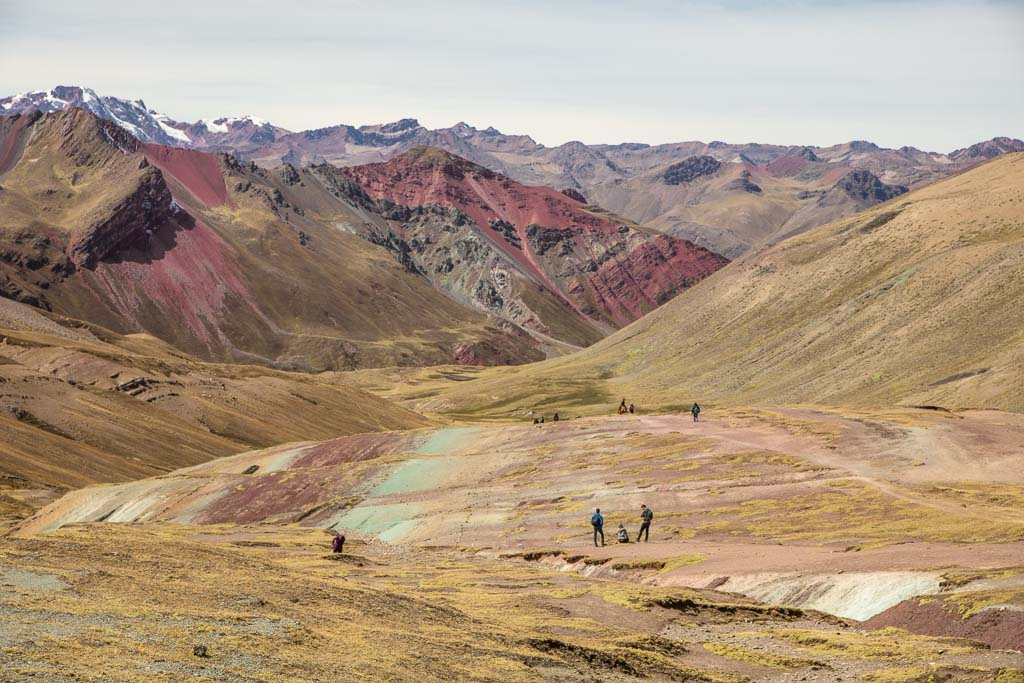 Rainbow Mountain, Rainbow Mountain Peru, Peru, Ausangate, Vinicunca