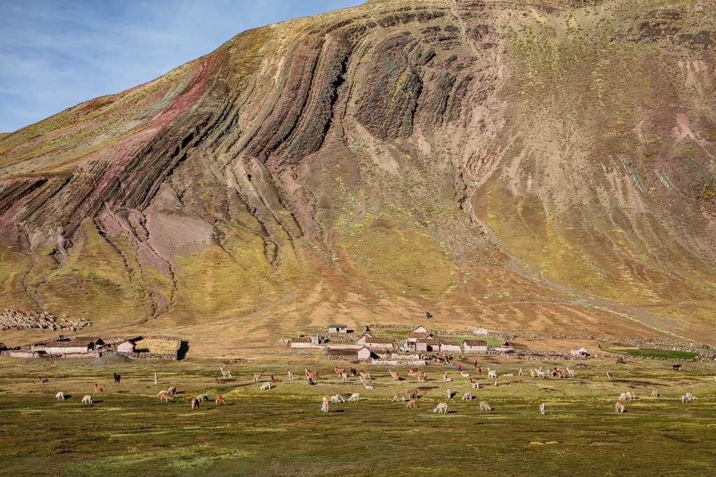 Rainbow Mountain, Rainbow Mountain Peru, Peru, Ausangate, Vinicunca