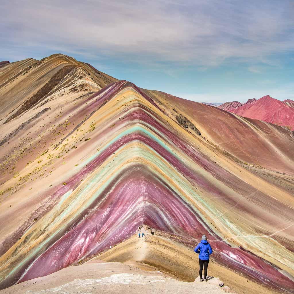 Rainbow Mountain, Rainbow Mountain Peru, Vinicunca, Ausangate