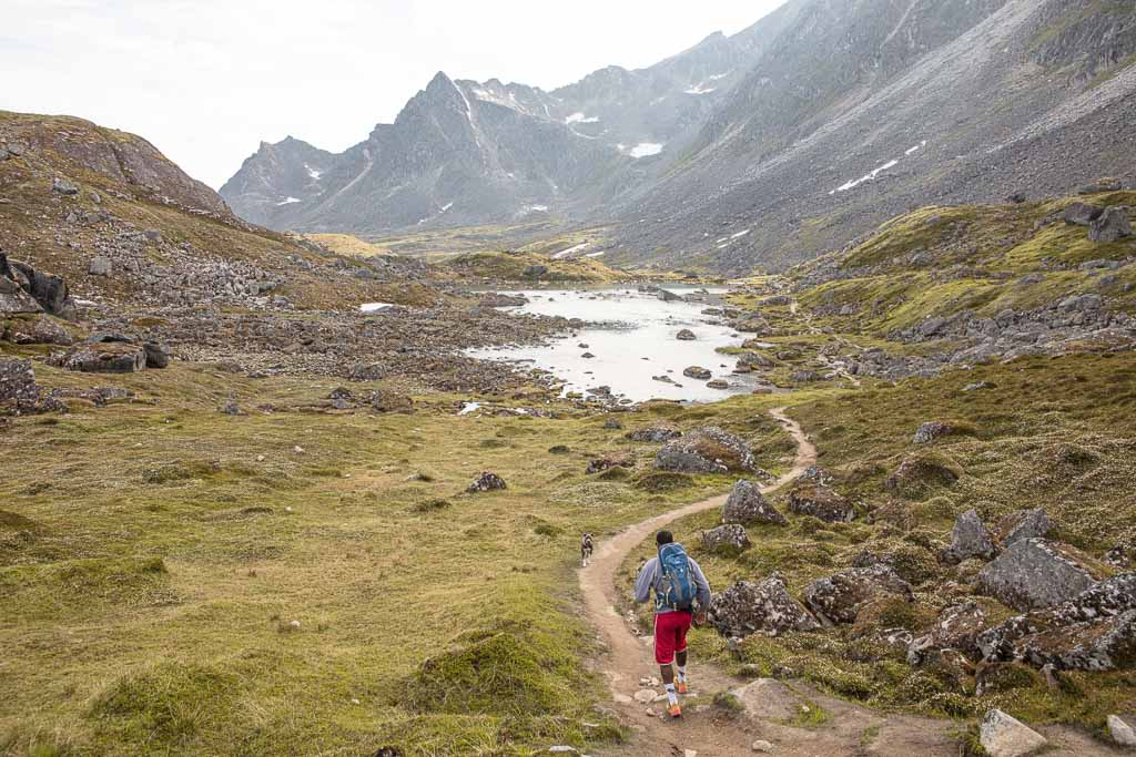 Reed Lakes, Reed Lakes Hike, Reed Lakes Alaska, Hatcher Pass, Alaska