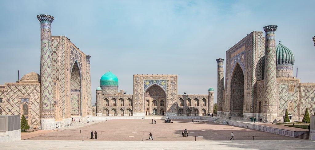 Registan Square, Samarkand Uzbekistan, Uzbekistan travel guide, Uzbekistan travel, Uzbekistan guide, Samarkand, Registan, Registan Square