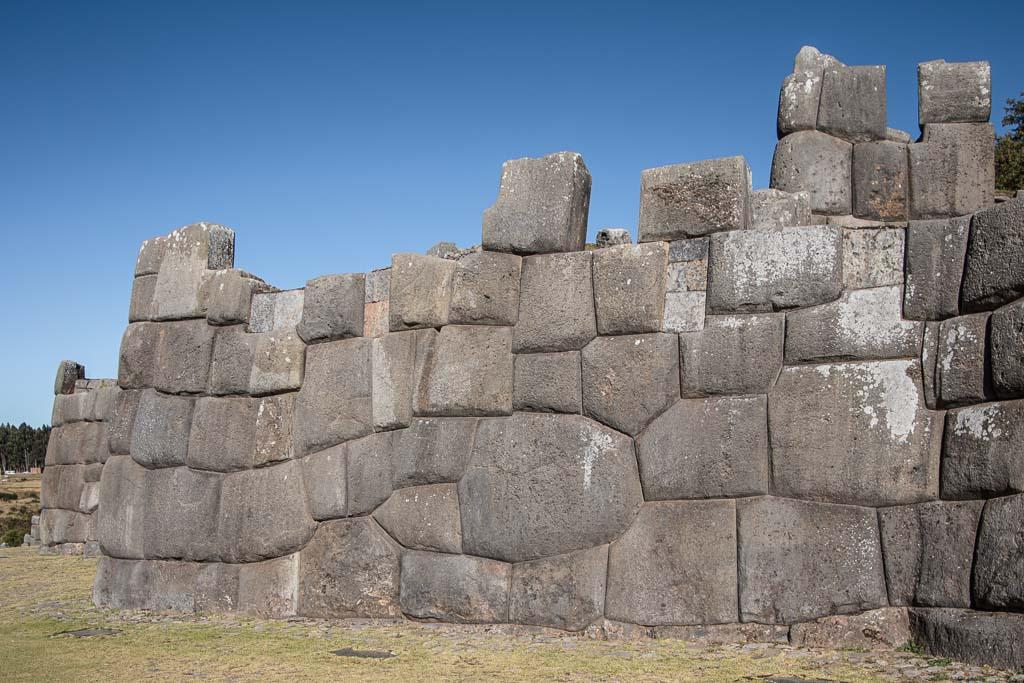 Sacsayhuaman, Inca, Sacsaywaman, Cusco, Peru, Sacred Valley, Tambomachay to Cusco Walk