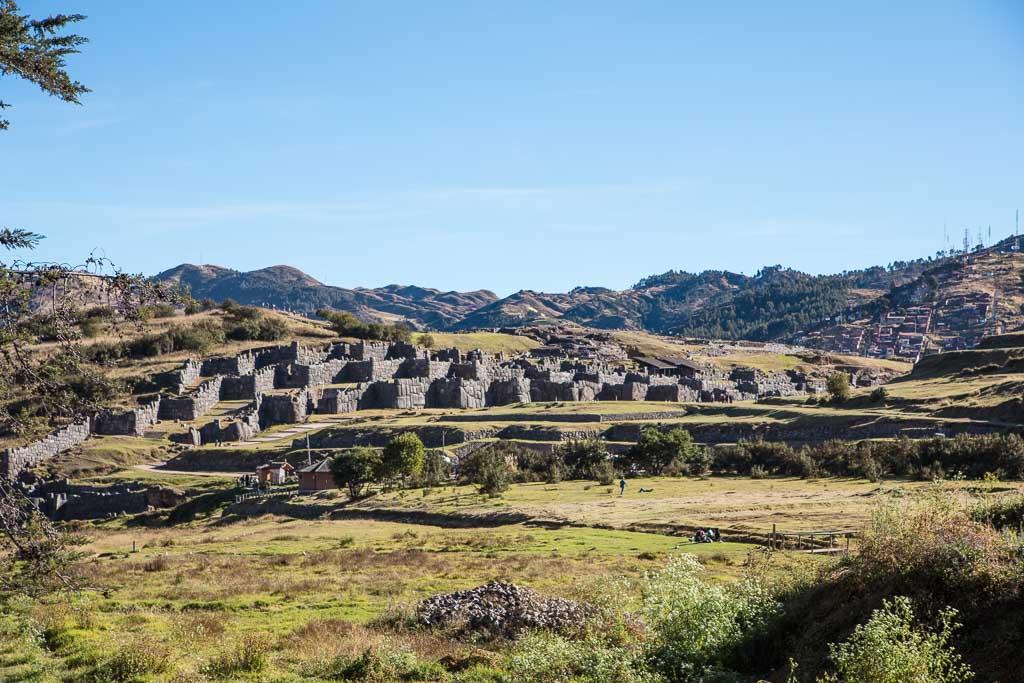Tambomachay to Cusco walk, Cusco, Sacsayhuaman, Sacsaywaman, Cusco, Peru, Inca, Sacred Valley